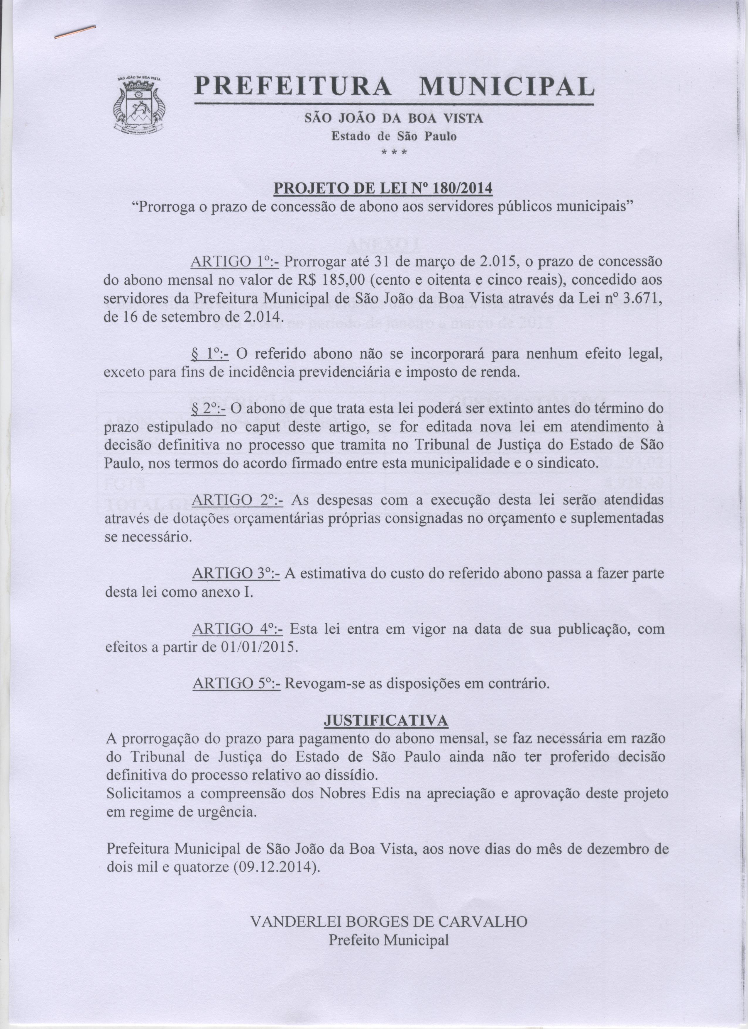 Projeto 001